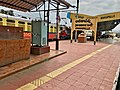 Anakapalle railway station board.jpg