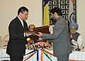 Anand Sharma and the Minister of Foreign Affairs of Romania, Mr. Mihai-Razvan Ungureanu.jpg