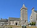 Ancienne église Notre-Dame de Portbail. vue sud.jpg