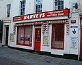 Andover - High Street - Harveys Confectioners - geograph.org.uk - 539718.jpg
