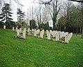 Andover - War Graves - geograph.org.uk - 651142.jpg