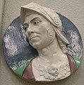 Andrea della robbia, guerriero o giosuè, 1465-70.JPG