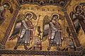 Andrea tafi e apollonio (attr.), gerarchie angeliche del battistero di firenze, dal 1225, virtù.JPG