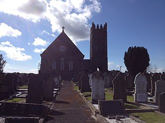Andreas, Isle of Man - Image: Andreas Church (reduced tower 2)
