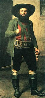 Andreas Hofer Tirolean innkeeper and patriot