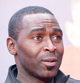 Andy Cole - Cole in 2014
