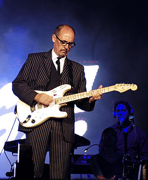 Andy Fairweather Low - Fairweather Low playing at Roskilde Festival on 2 July 2006