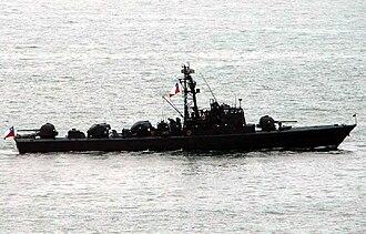 Israel Shipyards - Image: Angamos LM34