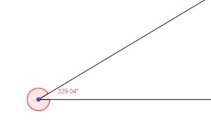 Angolo concavo 329.04°