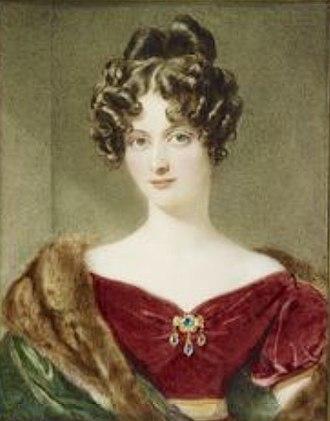 Anne Caroline Salisbury - Image: Anne Caroline Salisbury