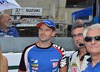 Anthony Delhalle aux 24H du Mans moto 2014.JPG