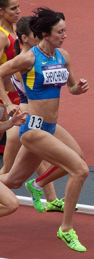 Anzhelika Shevchenko - Shevchenko at the 2012 Summer Olympics