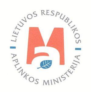 Ministry of Environment (Lithuania) - Image: Aplinkos ministerija (logotipas)