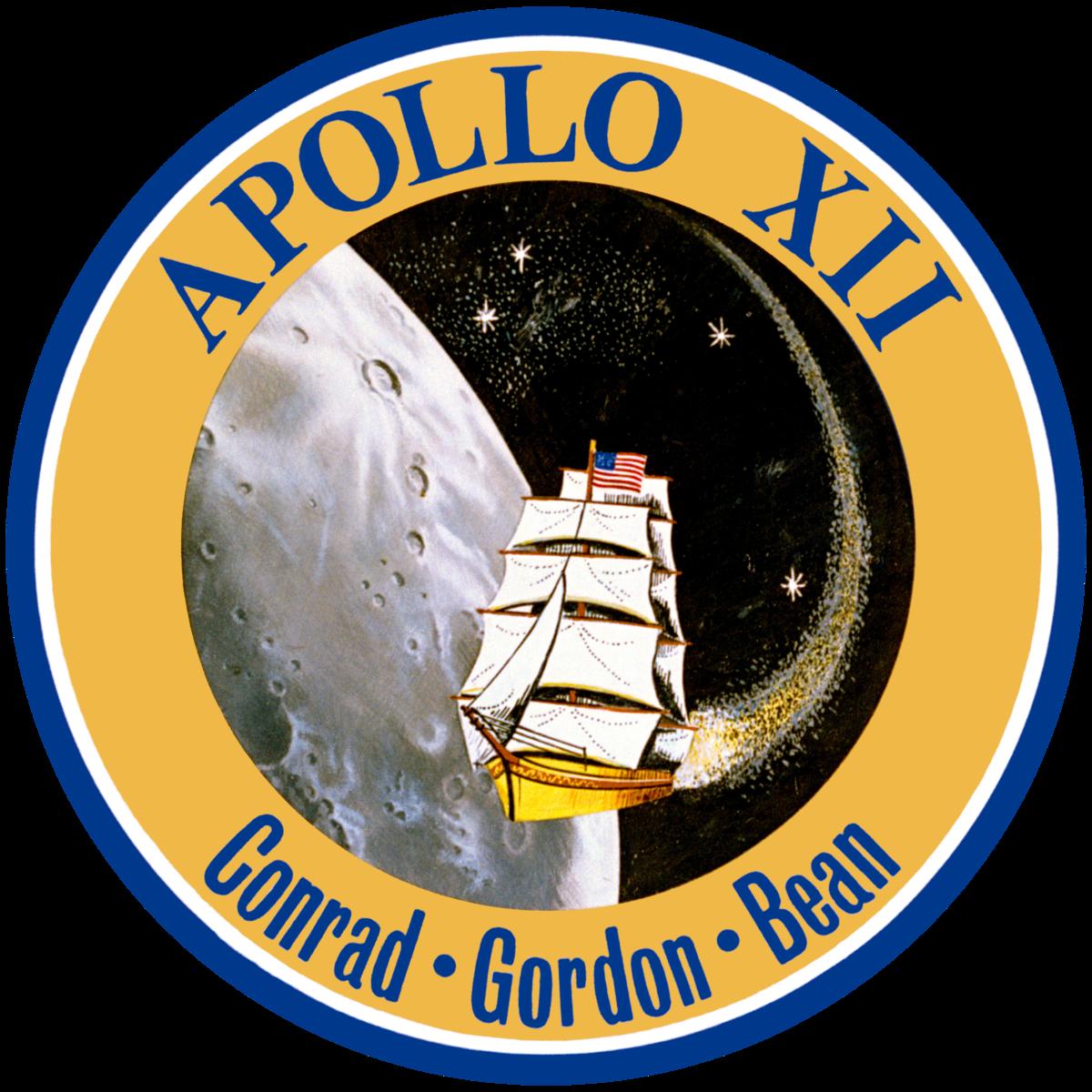 Apolo 12 - Wikipedia, la enciclopedia libre