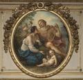 Apollo and Clythia (Charles-Joseph Natoire) - Nationalmuseum - 17860.tif