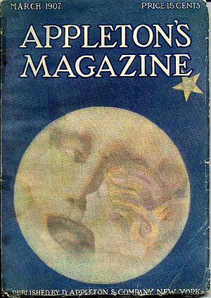Appleton's Magazine - March 1907 cover