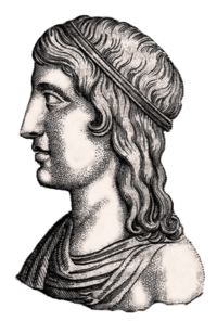 depiction of Apuleius