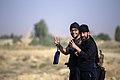 Arba'een Pilgrimage In Mehran, Iran تصاویر با کیفیت از پیاده روی اربعین حسینی در مرز مهران- عکاس، مصطفی معراجی - عکس های خبری اربعین 136.jpg