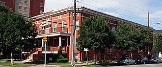 National Register of Historic Places listings in downtown Denver - Image: Arcanum Apartments