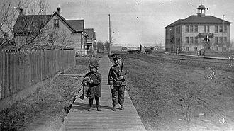 Arcola, Saskatchewan - Arcola, 1914
