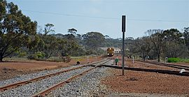 Ardath station limits 250913.JPG