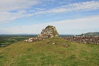 Ardpatrick - Image: Ardpatrick Roundtower 2007 08 08