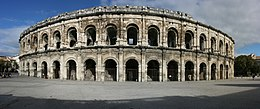 Arena of Nîmes - panoramio.jpg