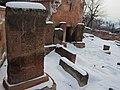 Arinj Karmravor chapel (khachkar) (58).jpg