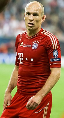 Wikipedia: Arjen Robben at Wikipedia: 220px-Arjen_Robben