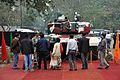 Arjun - Main Battle Tank - Pride of India - Exhibition - 100th Indian Science Congress - Kolkata 2013-01-03 2633.JPG