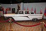 Arkhangelskoye Vadim Zadorozhnys Vehicle Museum GAZ 13 Chaika IMG 9616 2150.jpg