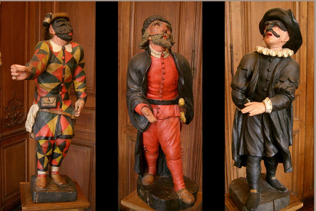 the character of zanni in commedia Whatever its origins, by the 1520s, performers like angelo beolco (il ruzzante) and early practitioners of the zanni character type were entertaining audiences with a style that appears to be early commedia.