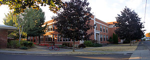 Mt. Scott-Arleta, Portland, Oregon - Image: Arleta K 8 School, Portland, Oregon