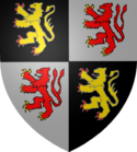 Coat of arms of the Dukes of Brabant and Limburg