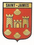 Arms of Saint-James