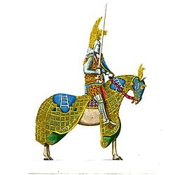 Armored Knight Mounted on Horse (1).JPG