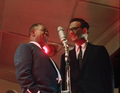 Armstrong and Conover 1958 Newport Jazz Festival.png