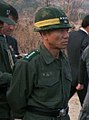Army (ROKA) General Chung Ho-keun 육군대장 정호근 (Roh Tae-woo - cropped, 1989-Mar-13 05).jpg