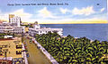 Army Air Forces - Postcard - Miami Beach Training Center - -Ocean Drive Lummus Park and Hotels.jpg