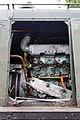 Army diesel engine East Kent Railway Shepherdswell Kent England 3.jpg