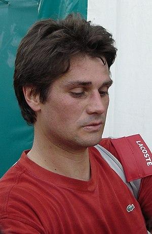 Arnaud Boetsch - Image: Arnaud Boetsch RG 2005