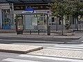 Arrêt Gare SNCF (côté rue de Paris) 2014-05-01.JPG