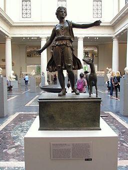 Artemis Met Museum