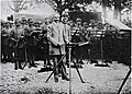 Arturo Toscanini rehearsing a military band at Quisca 1917.jpg