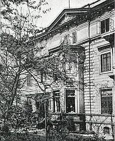 Arwed Rossbach und seine Bauten, Berlin 1904, Leipzig Villa Holstein.jpg