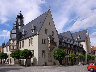 Aschersleben - City Hall