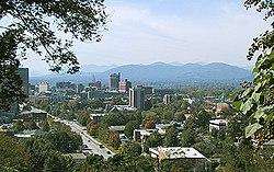 Asheville Centro
