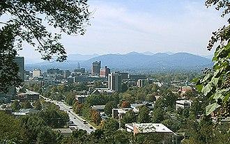 University of North Carolina at Asheville - Asheville, North Carolina