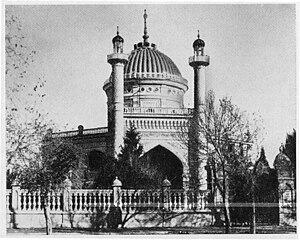 Bahá'í House of Worship - The first Bahá'í House of Worship