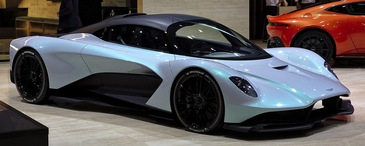 Aston Martin Valhalla Wikipedia